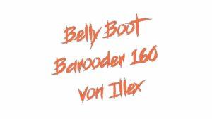 Belly Boot Barooder 160 von Illex