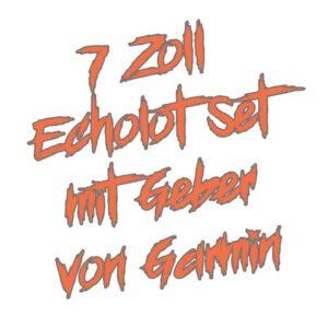7 Zoll Echolot inklusive Geber von Garmin kaufen